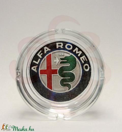 Alfa Romeo hamutál - Meska.hu