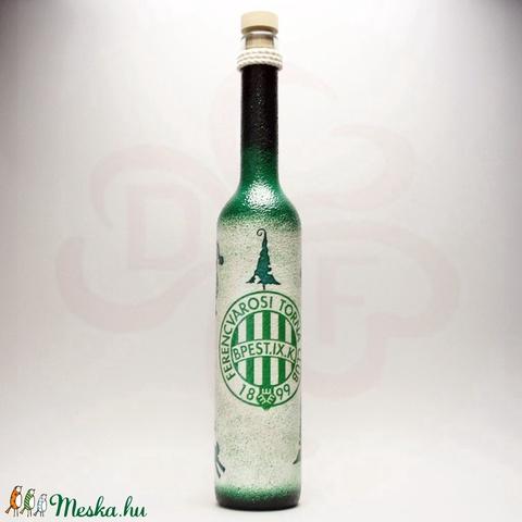FTC adventi pálinkásüveg ; FTC szurkolóknak (decorfantasy) - Meska.hu