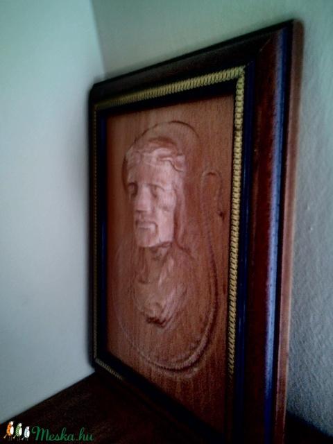 Jézus Krisztus - falikép - Meska.hu