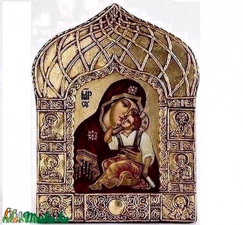 jahromai madonna (diogenes) - Meska.hu