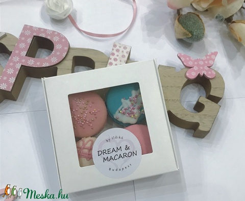 4you MACARON box (4 db-os) - Meska.hu