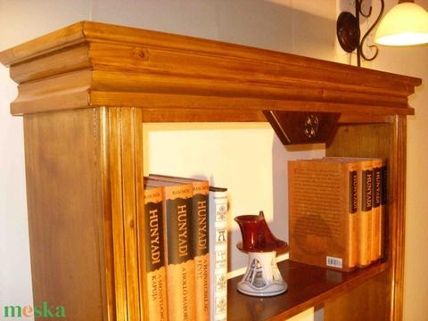 Könyvespolc, könyves szekrény (DruidaMuvek) - Meska.hu