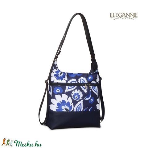 Blue flowers (Elegannie) - Meska.hu