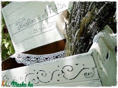 Romantikus, vintage faláda (Eradekor) - Meska.hu