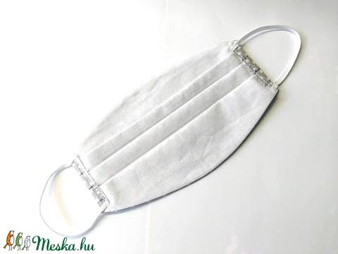 Tű pöttyes Textil mosha tó maszk, arcmaszk, szájmaszk (felnőtt) (Erikadesing) - Meska.hu