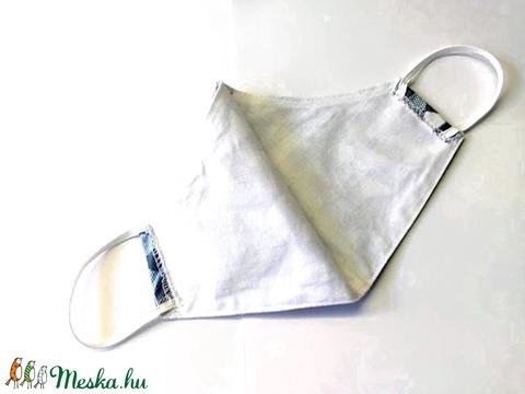 Textil mosha tó maszk, arcmaszk, szájmaszk (felnőtt) (Erikadesing) - Meska.hu