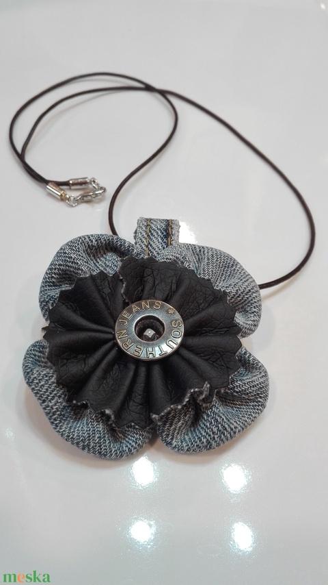 Farmer virág nyaklánc (eviara) - Meska.hu