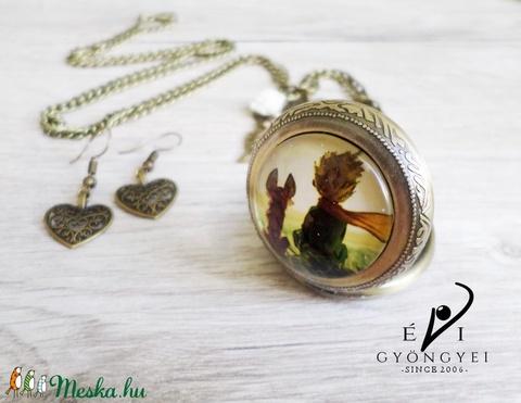 The Little Prince - A Kis Herceg rókával óra - Meska.hu