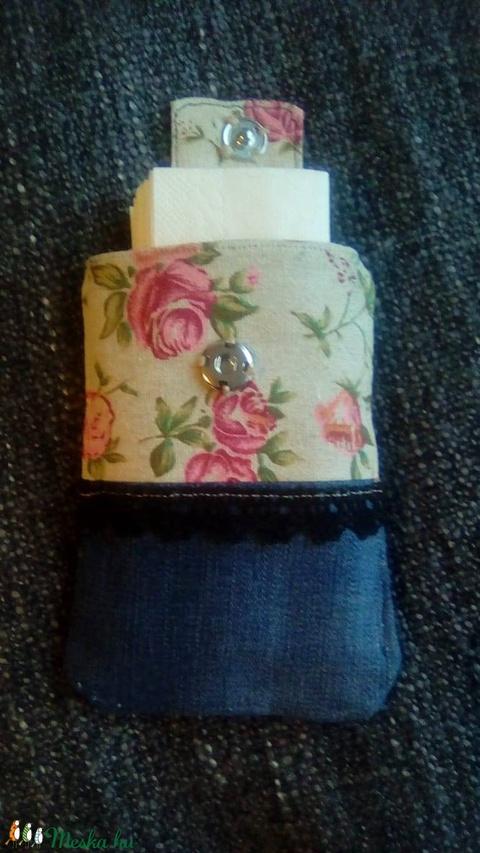 vintage telefontok vagy papírzsebkendő tartó (FairyTreasure) - Meska.hu