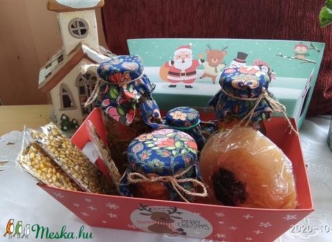 karácsonyi  Fűszervarázs csomag, (falusiizek) - Meska.hu