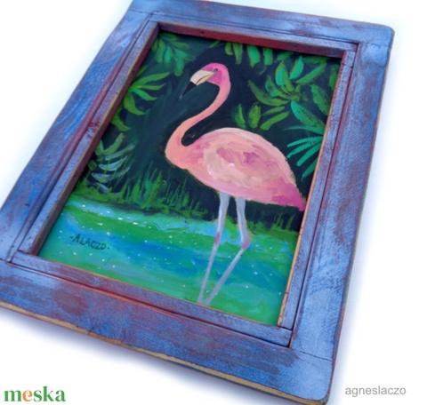 Flamingó  (FANYUVASZTO) - Meska.hu