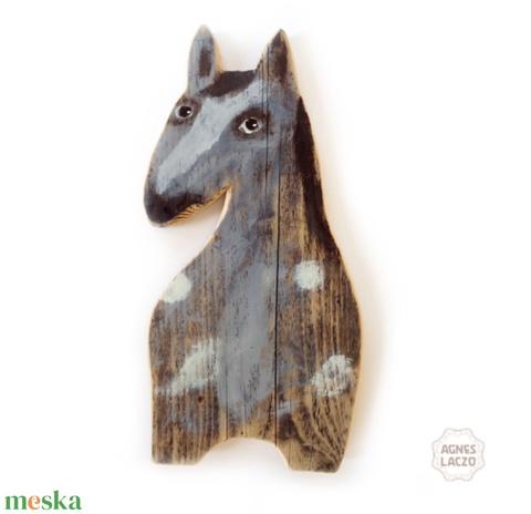 Szürke lovacska (FANYUVASZTO) - Meska.hu