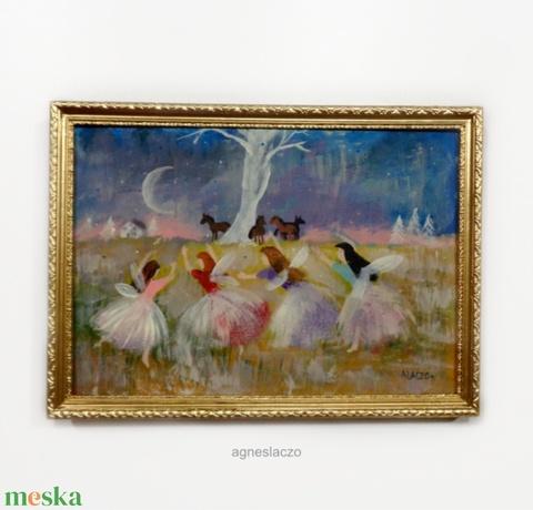 Hajnali tánc (FANYUVASZTO) - Meska.hu