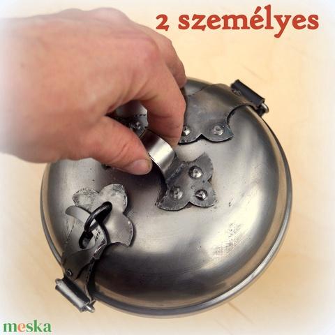 SÜTŐDISZKOSZ 2 éhes embernek  (fehercsaba) - Meska.hu