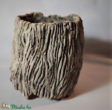 Mázatlan kurama edény bonsai, kusamono vagy pozsgás növénynek (Foenx) - Meska.hu