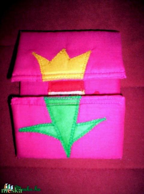 Tulipánból paprika - Pink  alapon! Ajándékba is megkaphatod... - Meska.hu
