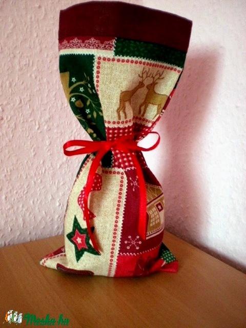 Beigli...Karácsonyi ajándék csomagolózsák  (Foltonfolt) - Meska.hu