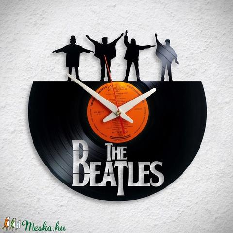 Beatles No1 - Bakelit falióra - Meska.hu