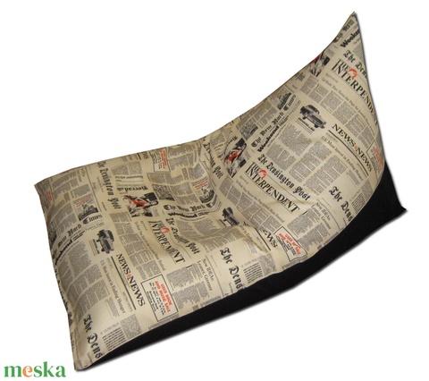 Daily News tüske babzsák (GabrielArt) - Meska.hu