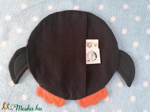 Pingvin levendulás alvópárna alvássegítő - Meska.hu