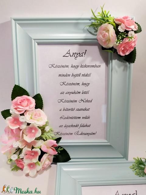 ANYA, köszönetajándék esküvőre (gervera) - Meska.hu