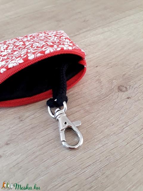 Textil kulcstartó (Godrys) - Meska.hu