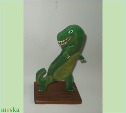 Dínó Dinoszaurosz - Meska.hu