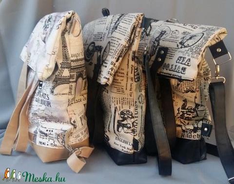 3 az 1 -ben  ZEKE táska (Gyongykertesz) - Meska.hu