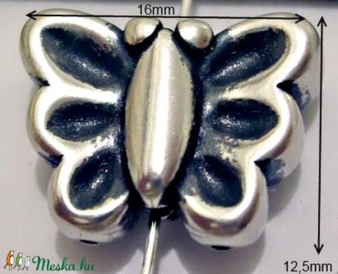 925-ös sterling ezüst medál / pandora EM-P 03   - Meska.hu