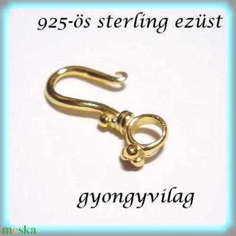 Gold Filled 1soros lánckapocs ELK 1S 38g  (gyongyvilag) - Meska.hu