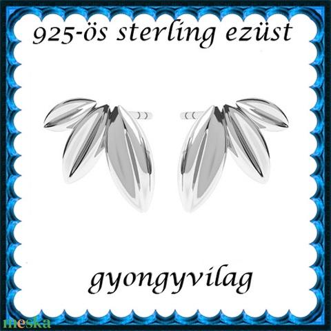 925-ös sterling ezüst: fülbevaló  EF 04 - Meska.hu