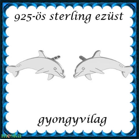 925-ös sterling ezüst: fülbevaló  EF 09 - Meska.hu