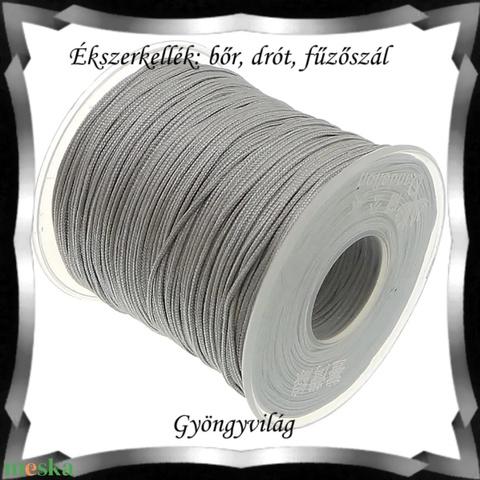 Ékszerkellék: makramé zsinór FSZ02 1mm-es több színben - Meska.hu