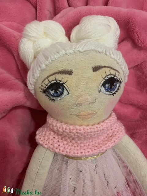 Mimi textilbaba  (HappyCreativeWorld) - Meska.hu