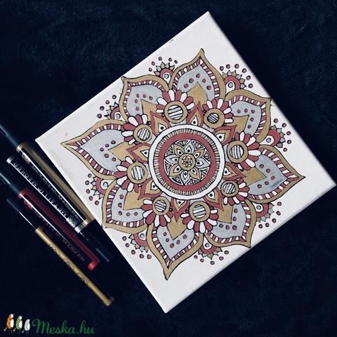 Mandala egyedi kérésre (Harboir) - Meska.hu