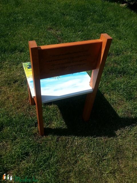 Gyerek szék (hermareszdekor) - Meska.hu