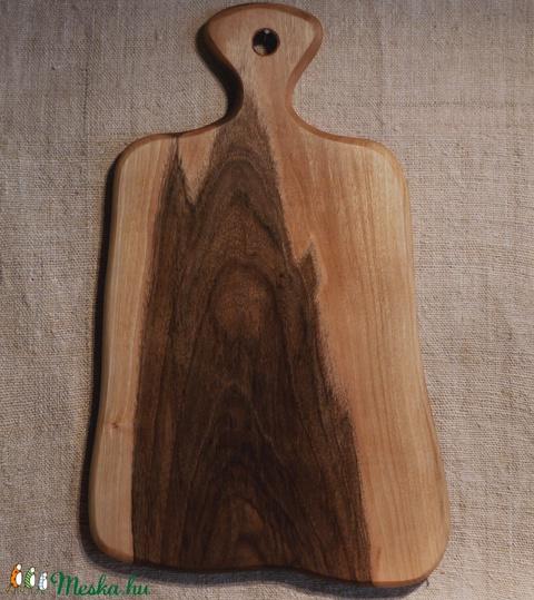 fa  vágódeszka, lapító (hollossybela) - Meska.hu