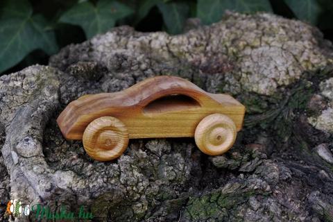 Játék fa autó, fakocsi, faautó (hollossybela) - Meska.hu
