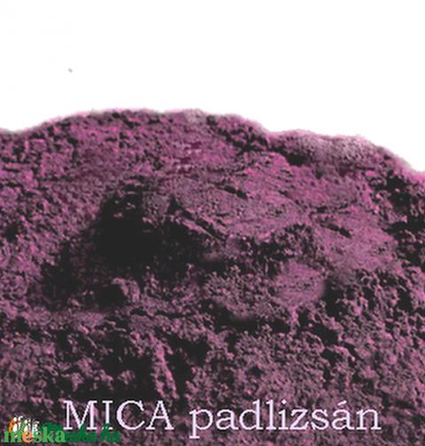 MICA POR (KRISTÁLYOS CSILLOGÁSÚ) PADLIZSÁN 5 gr (homeandart) - Meska.hu