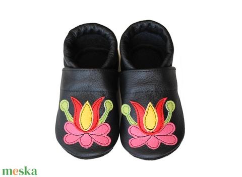 Hopphopp puhatalpú cipő - Matyó V. (Hopphopp) - Meska.hu