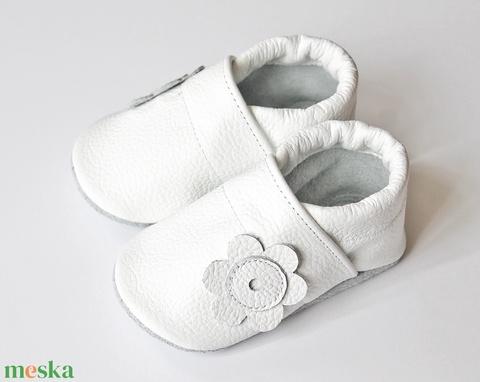 Hopphopp puhatalpú cipő - Keresztelőre / Alkalomra (Hopphopp) - Meska.hu