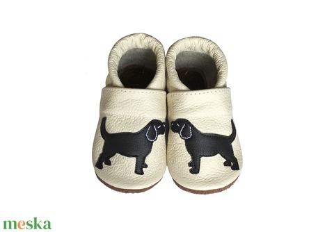 Hopphopp puhatalpú cipő - Labrador / Bézs (Hopphopp) - Meska.hu