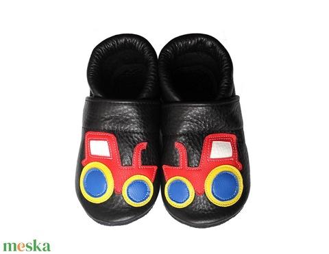 Hopphopp puhatalpú cipő - Traktoros (Hopphopp) - Meska.hu