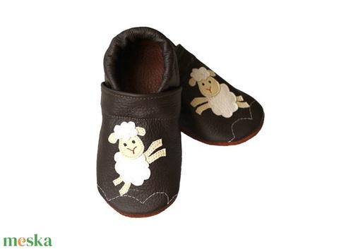 Hopphopp puhatalpú cipő - Báránykás (Hopphopp) - Meska.hu