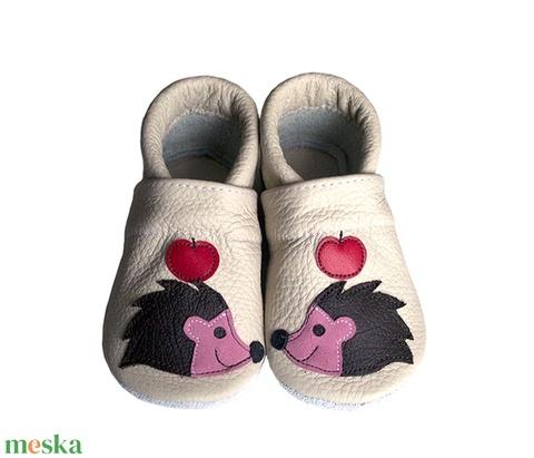 Hopphopp puhatalpú cipő - Sünis (Hopphopp) - Meska.hu
