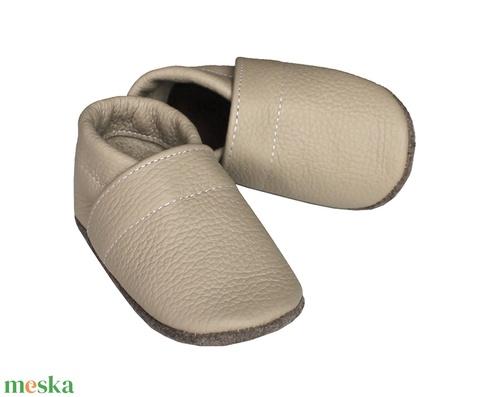 Hopphopp puhatalpú cipő - Drapp (Hopphopp) - Meska.hu
