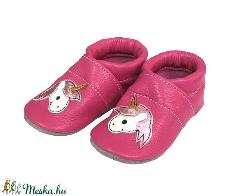 Hopphopp puhatalpú cipő - Unikornis (Hopphopp) - Meska.hu
