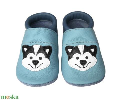 Hopphopp puhatalpú cipő - Szibériai husky (Hopphopp) - Meska.hu