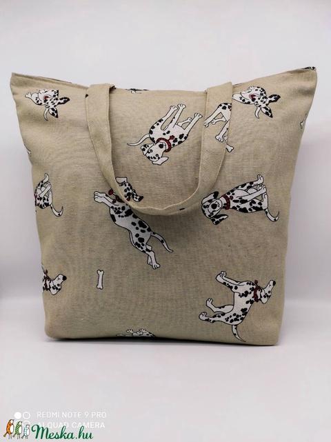 Nagyméretű bevásárló táska, SHOPPER - Meska.hu