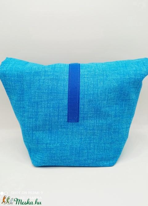 Uzsonnás táska snackbaggel - Lunch bag - Zero waste  - Meska.hu